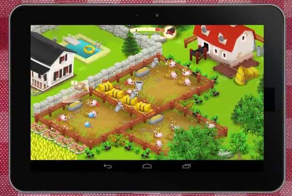 скачать бесплатно игру Hay Day на планшет - фото 9