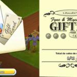 vales regalo